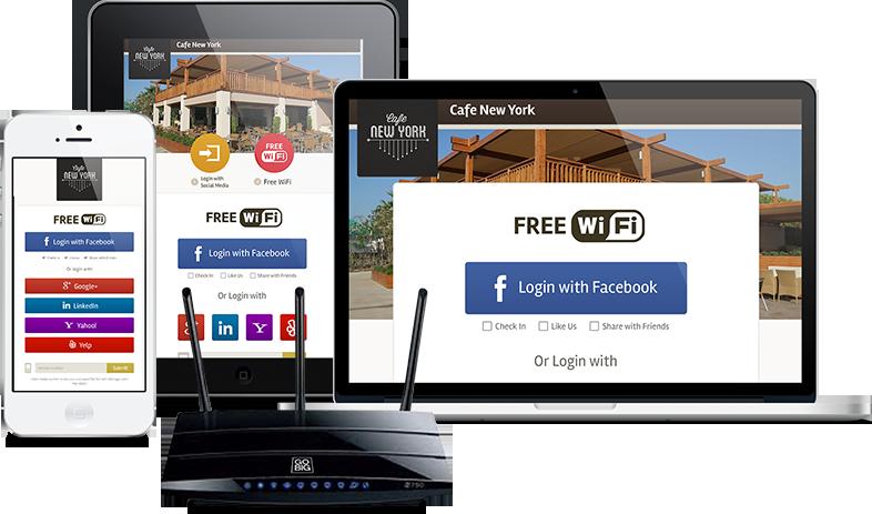 Wifi Marketing - Dịch vụ Wifi Marketing - Quảng cáo Wifi tại sân bay, trung tâm thương mại Vincom