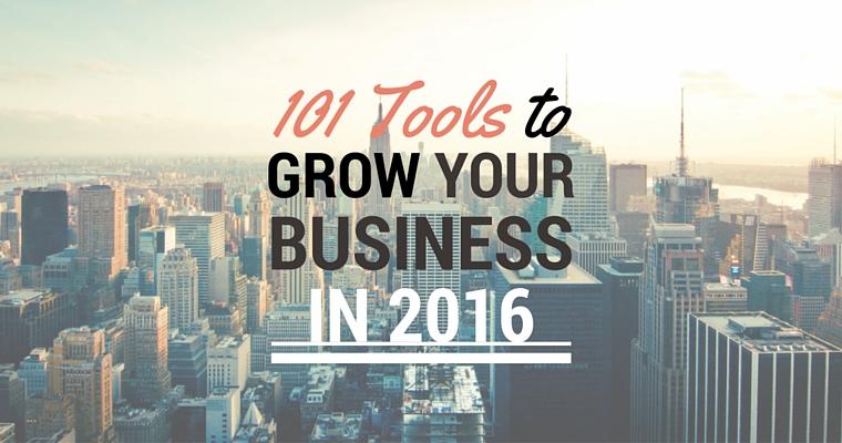 101 công cụ doanh nghiệp hữu ích