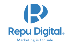 logo Repu Digital - Hubspot Agency Partner Vietnam