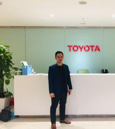 """CEO Repu đào tạo Toyota Việt Nam về """"Nâng cao hiệu quả Truyền thông trên Digital 2019"""""""
