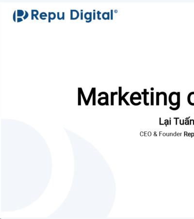 """Tải slide """"Top công cụ Martech chi phí thấp"""" T10/2020"""